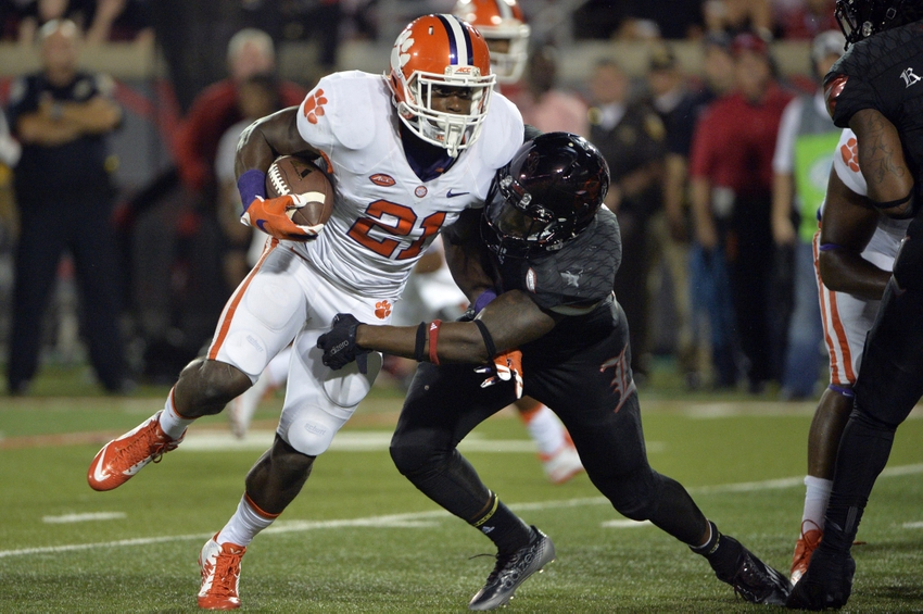 Clemson Football vs Louisville: Photo Gallery - Page 27