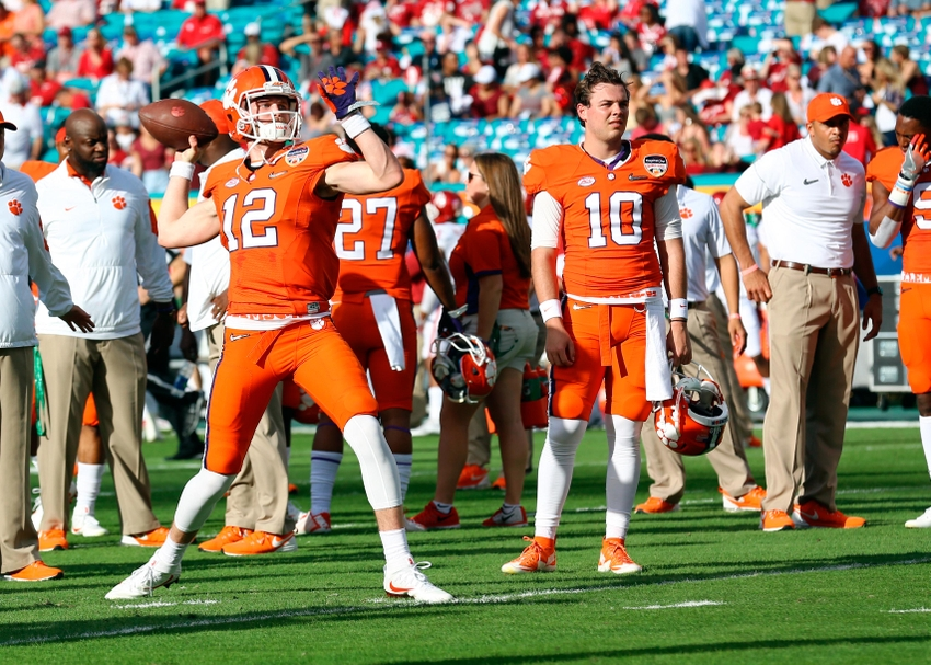 Clemson Football: 10 Burning Questions Heading Into Spring ...