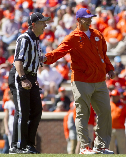 Clemson Football Spring Game Photo Gallery, Highlights ...