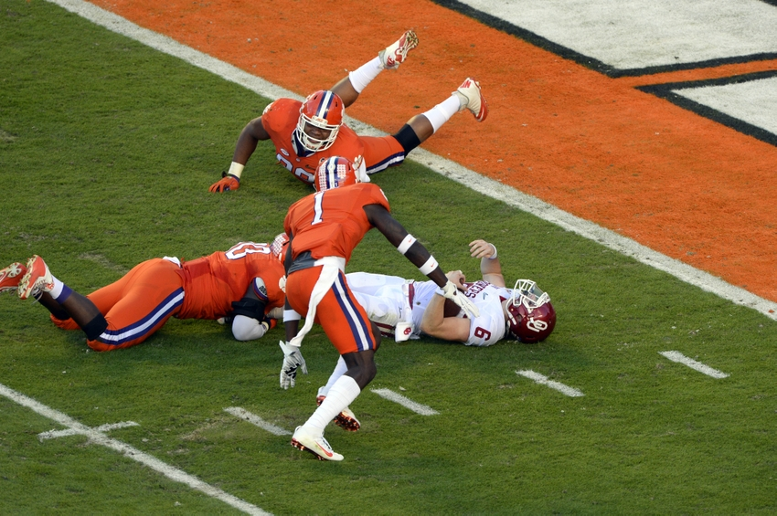 Clemson Football: 10 Best Defensive Players - Of the 80's