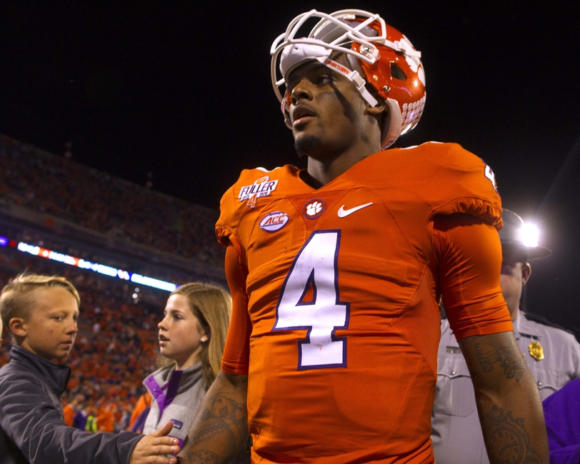 Clemson is still has a shot for the CFP, but they can't afford ...