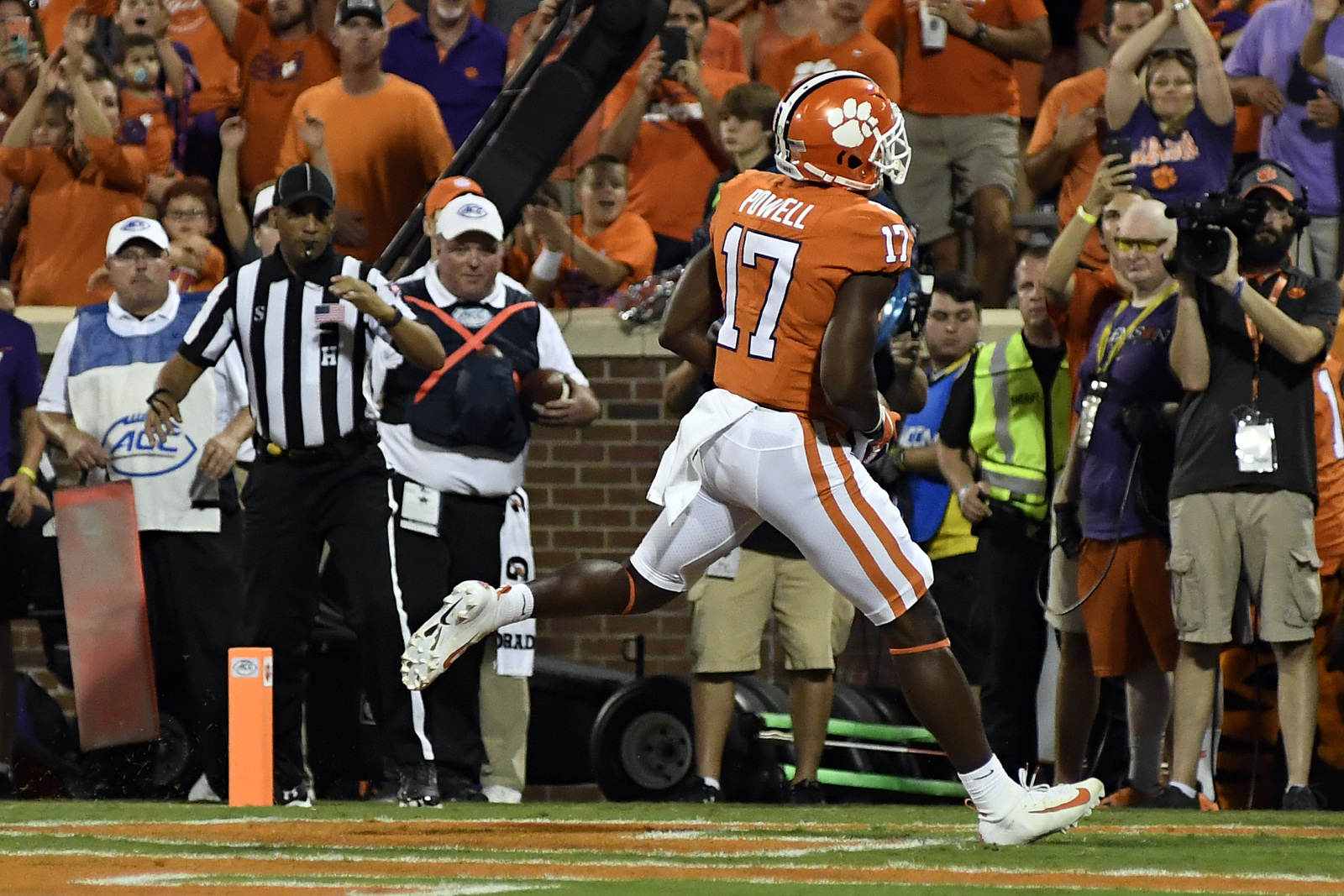 Clemson Football: Has the light come on for Cornell Powell?
