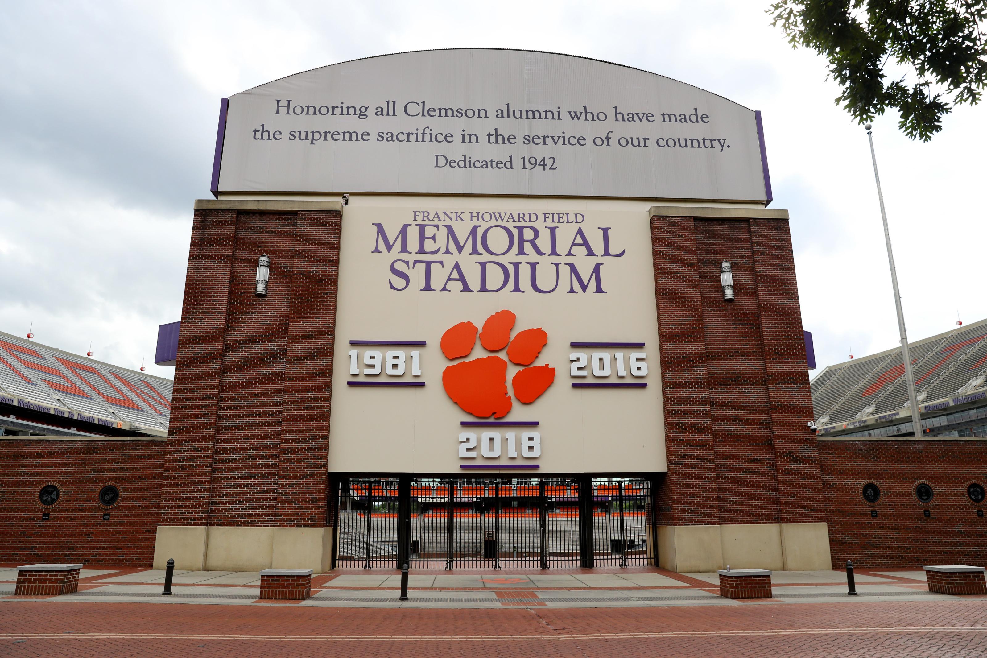 Clemson Football Tigers New 2020 Schedule Has Been Released