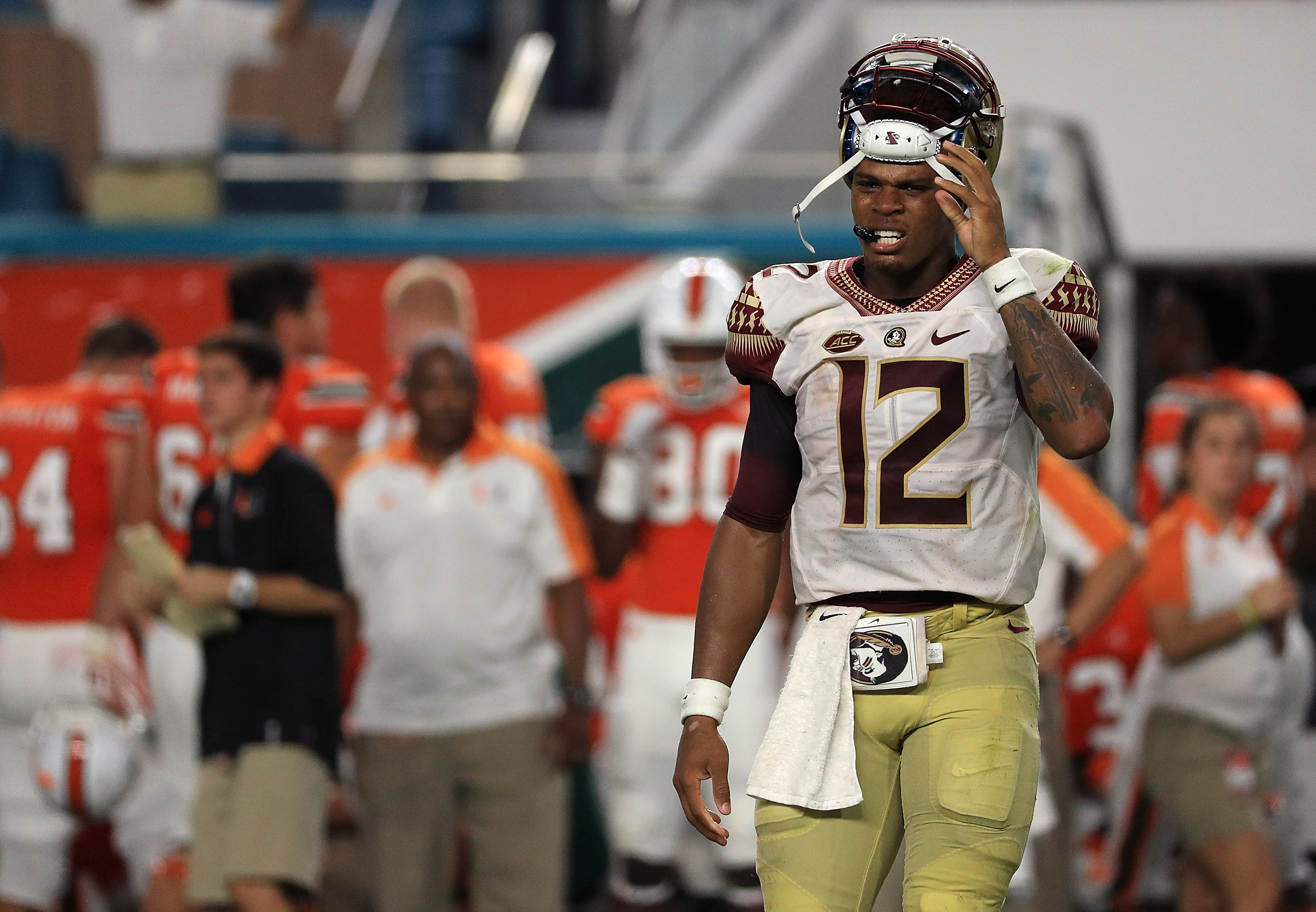 FSU QB Deondre Francois out for season with knee injury