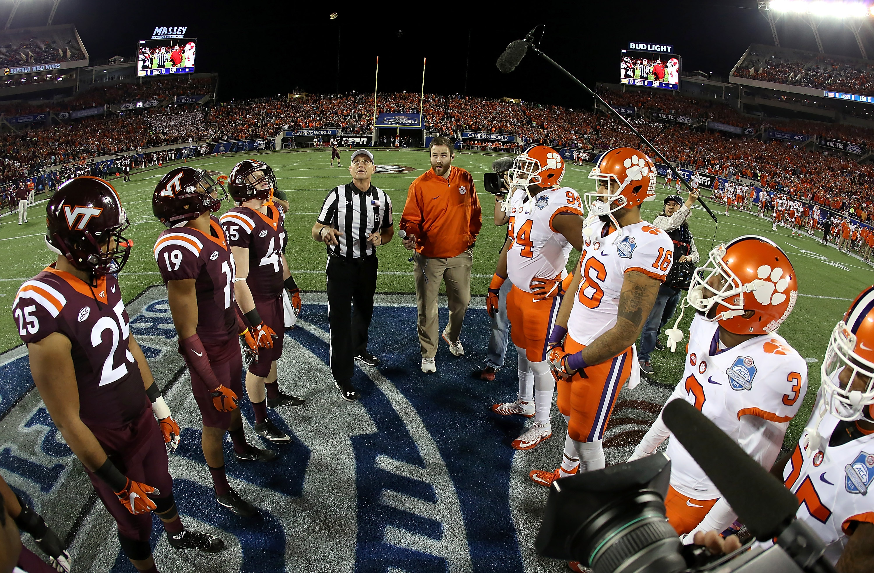 how to watch clemson football game live in australia