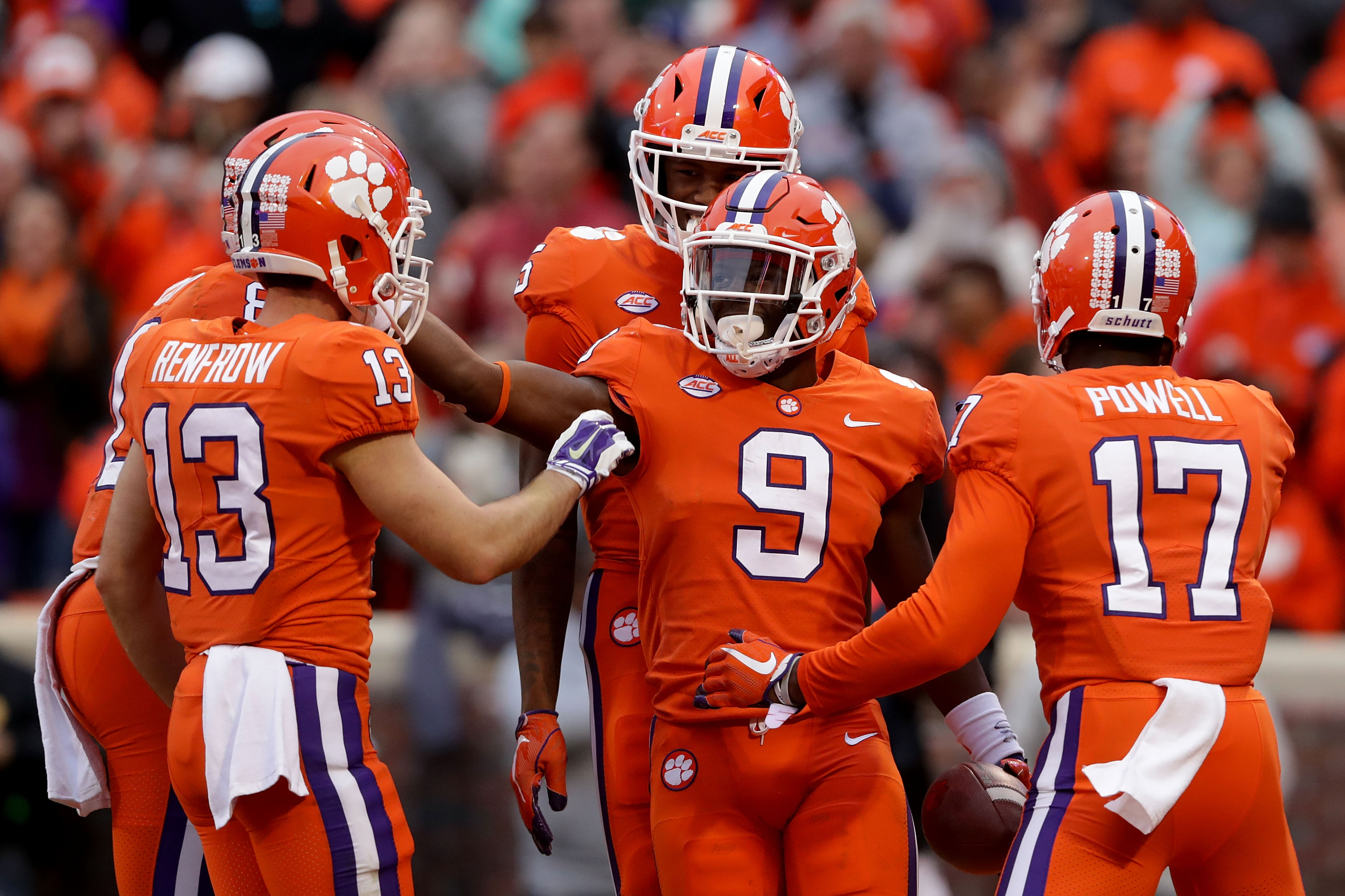 Clemson Football: 3 Players to watch vs. the Citadel - Page 2