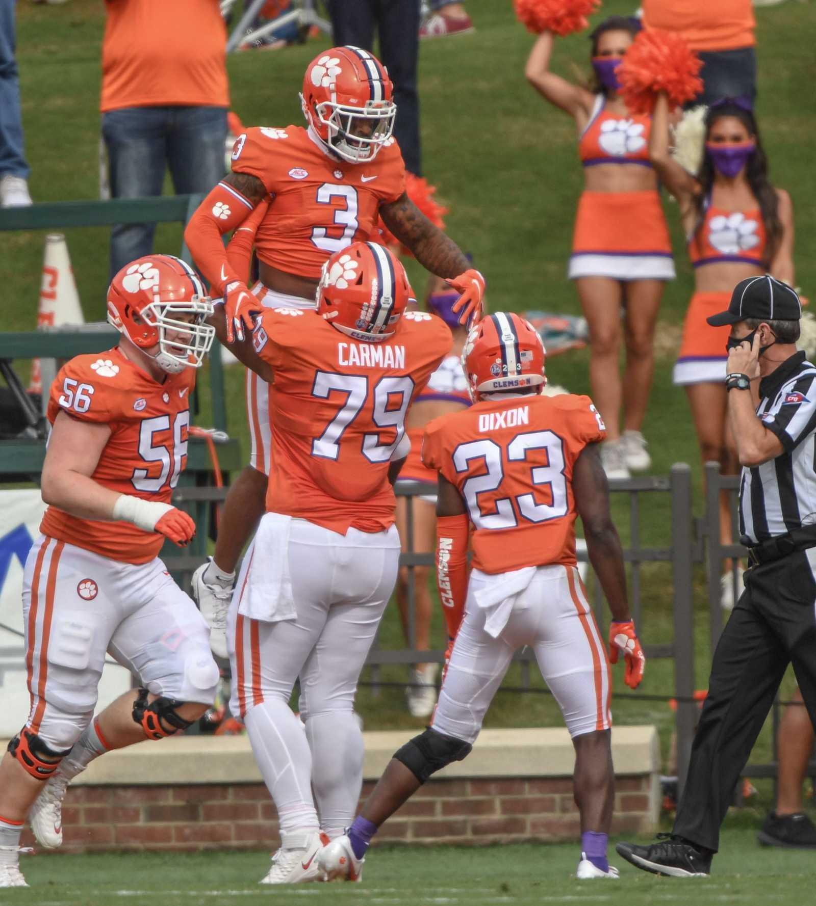 Clemson football: Grading three key guys that had to step ...