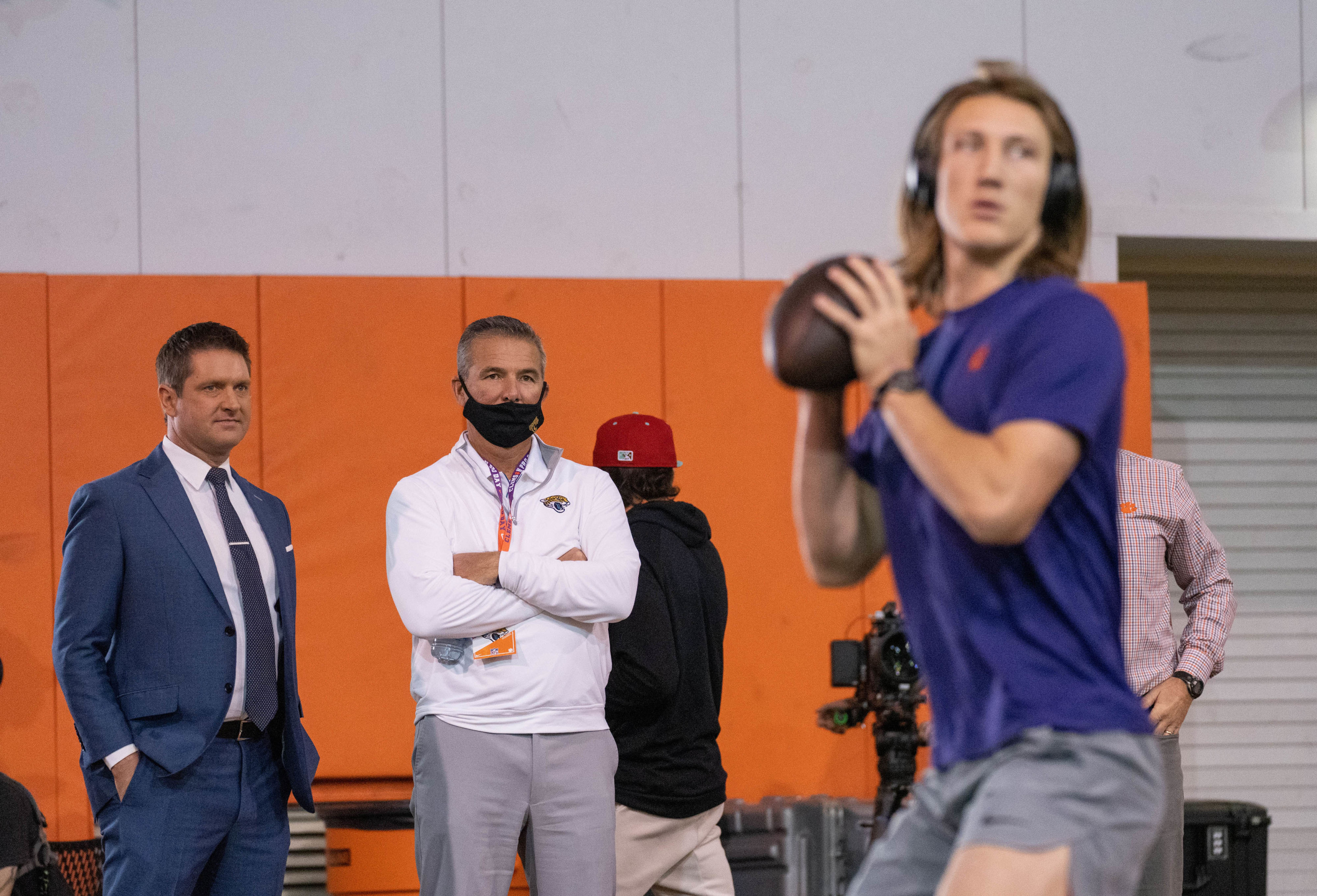 Urban Meyer doesn't care about Trevor Lawrence doubters' opinions